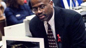 Christopher Darden, pubblico accusatore di O.J. Simpson