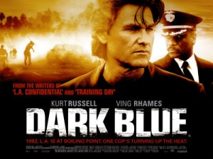 Kurt Russell in Dark Blue-Affari Sporchi, ispirato allo scandalo Rampart