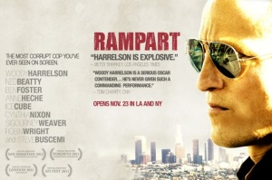 Woody Harrelson in Rampart, ispirato allo scandalo della Polizia di Los Angeles