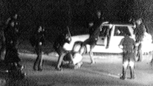 Il pestaggio di Rodney King a Los Angeles